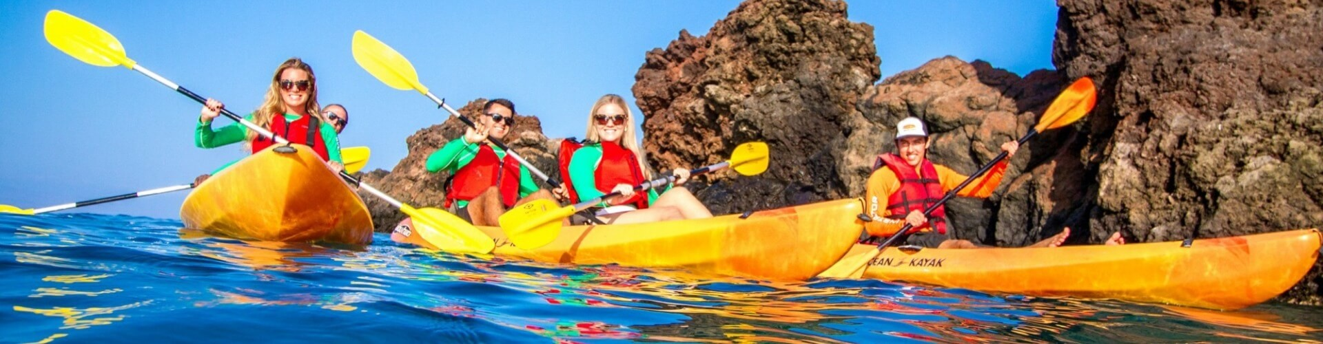Kayak Tours in Madeira Island