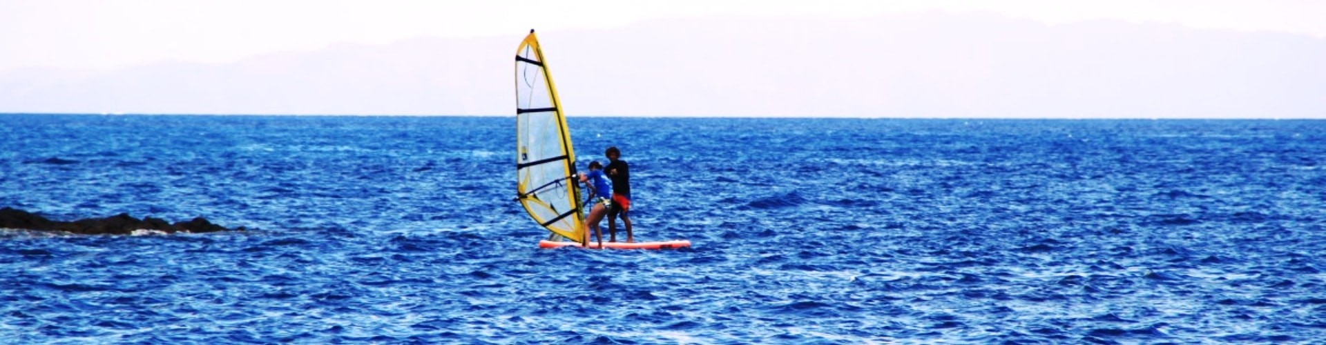 Windsurf Experience in Madeira Island