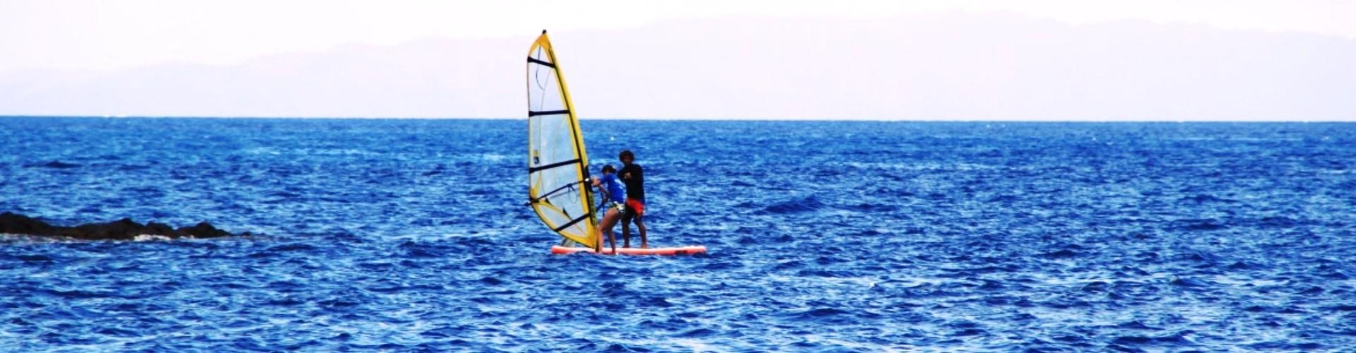 Reserve Windsurf  na Ilha da Madeira