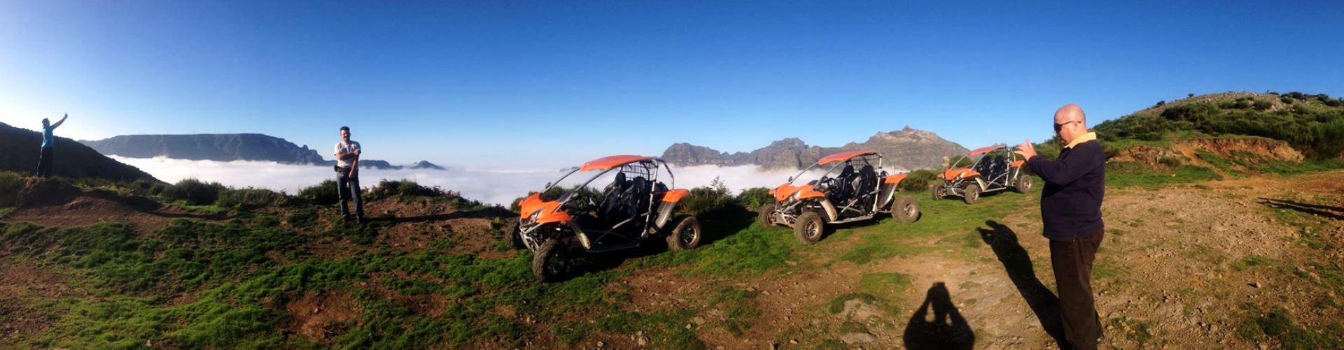 Buggy & Quad bike in Madeira Island