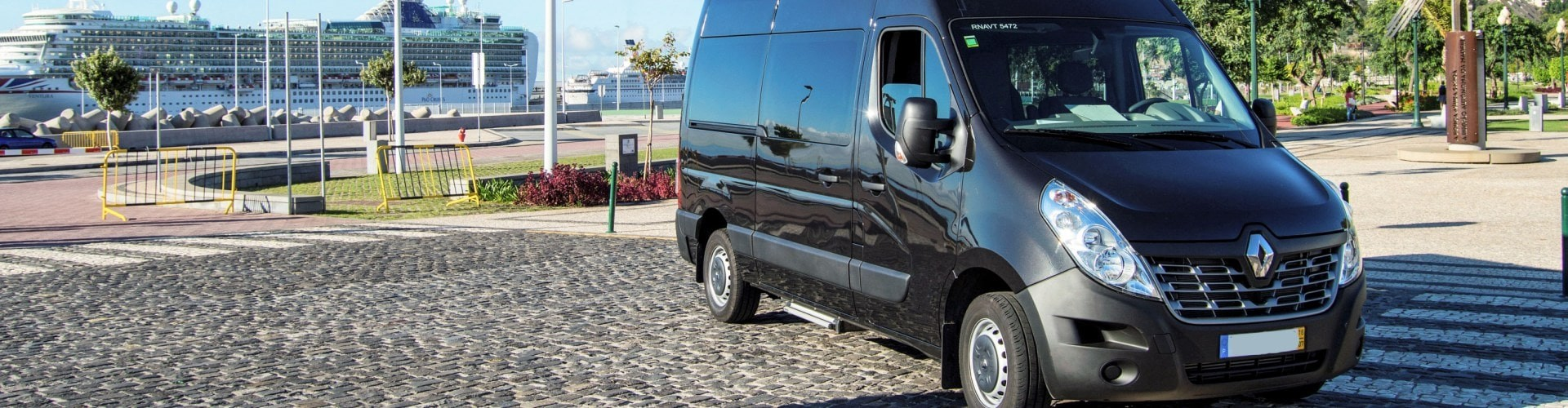 Transfers services in Madeira Island