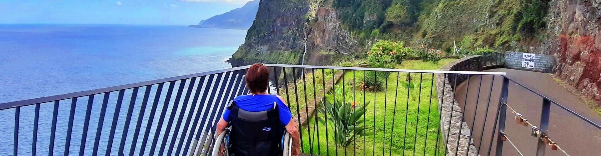 Accessibility in Madeira Island