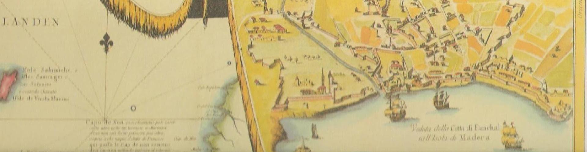 Madeira Island History