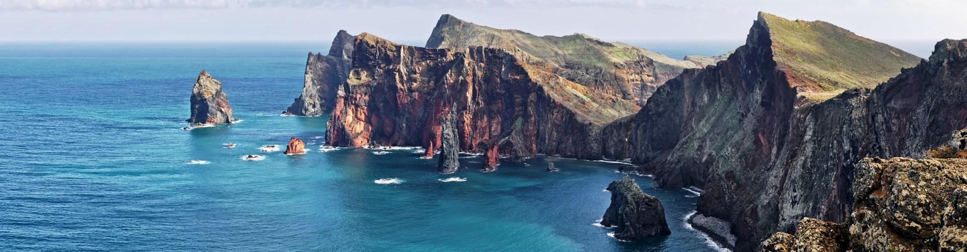 Geologia da Ilha da Madeira