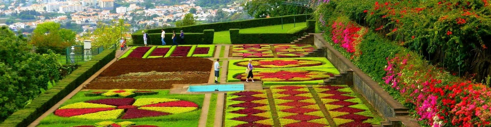 Madeira Island Gardens
