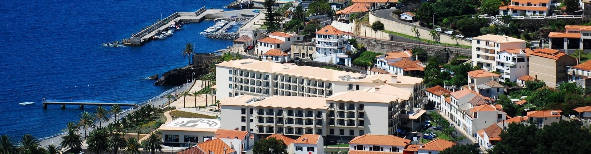 Santa Cruz Municipality in Madeira Island