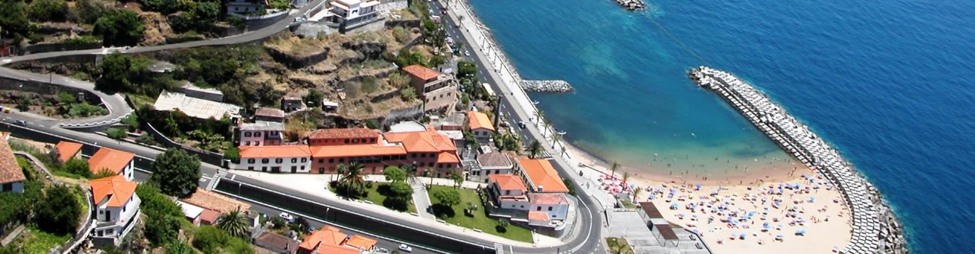 Municipio da Calheta na Ilha da Madeira