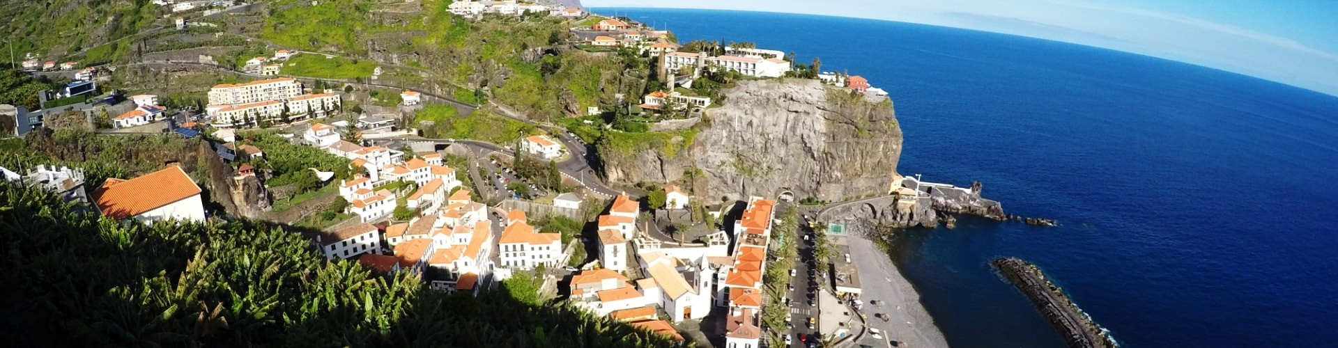 Ponta do Sol Municipality in Madeira Island