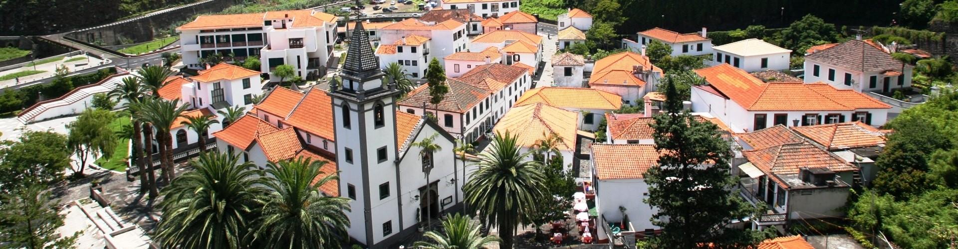 São Vicente Municipality in Madeira Island