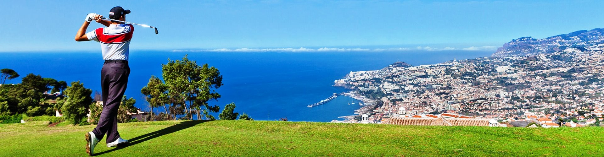 Golf in Madeira Island