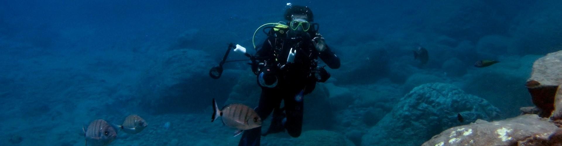 Atividades no Oceano na Ilha da Madeira