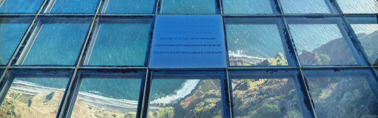 Cabo Girao viewpoint in Madeira Island