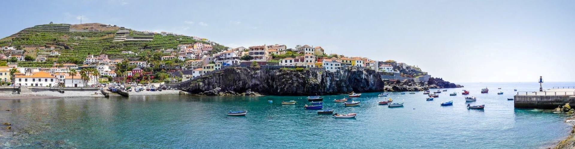 Câmara de Lobos Hop On Hop Off Sightseeing Bus