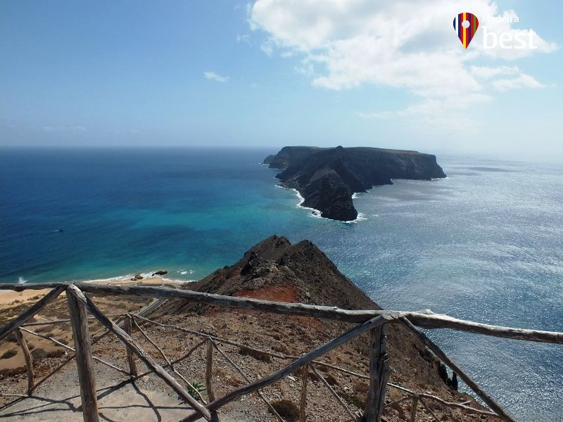 Flores Viewpoint In Porto Santo Madeira Viewpoints