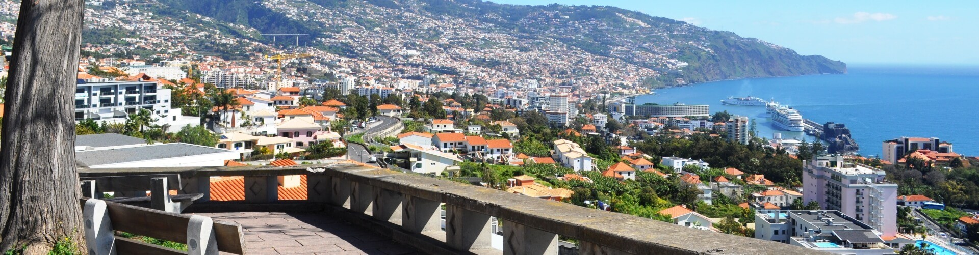 Funchal Tour Hop On Hop Off Sightseeing Bus