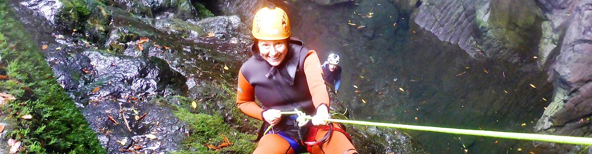 Canyoning Ribeiro Frio – Nível 1 na Madeira