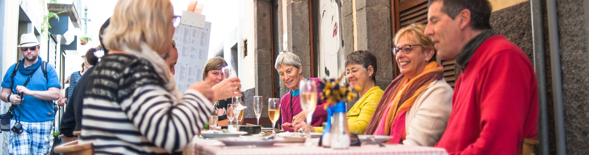 Madeira Food & Wine Walking Tour