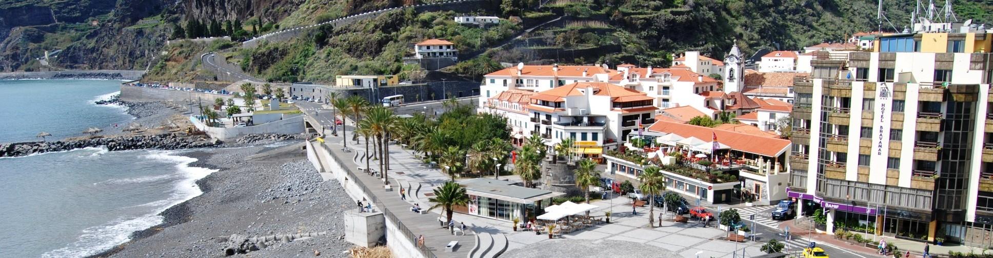 Manor-house of the Herédias in Ribeira Brava, Madeira