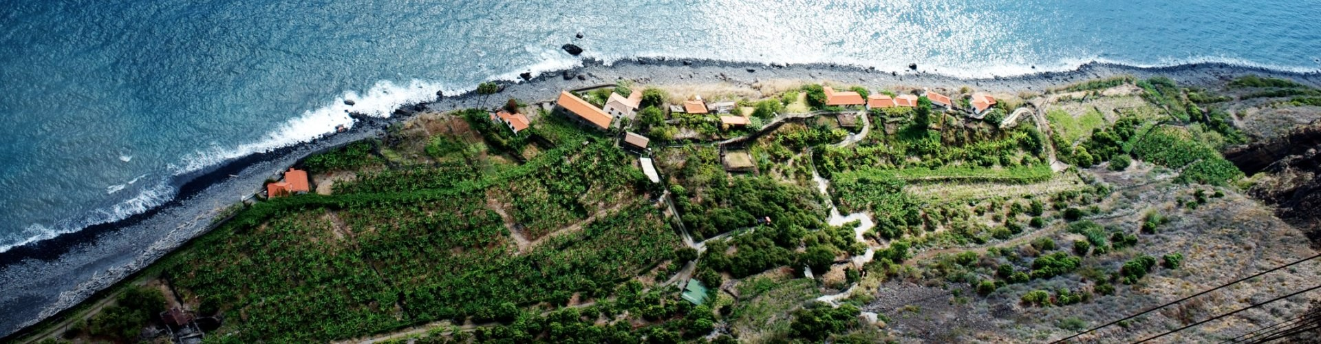 Miradouro Faja dos Padres Viewpoint, Madeira