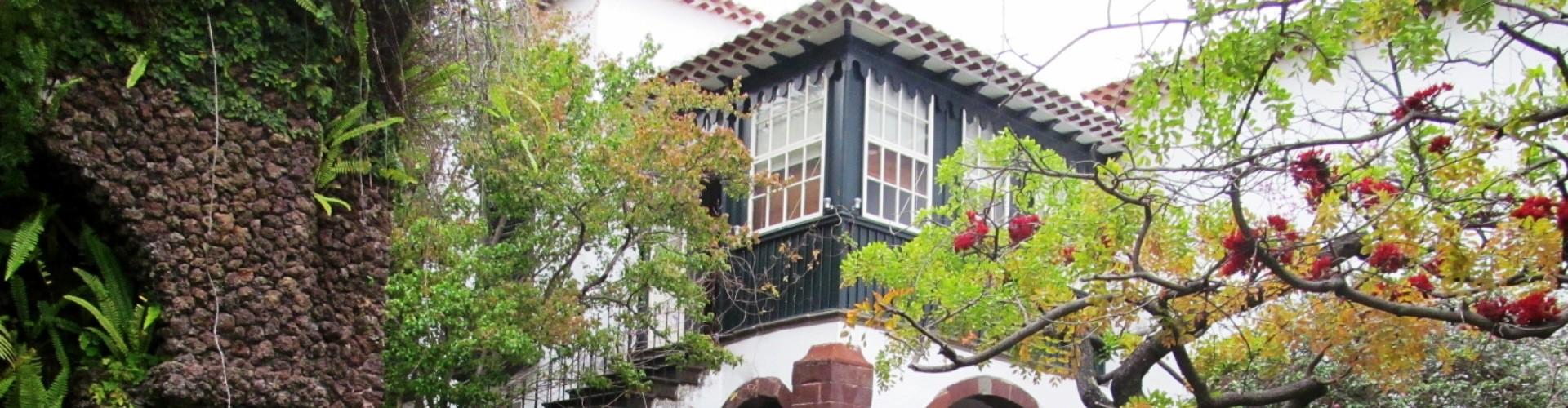 Museu Quinta das Cruzes Museum, Funchal, Madeira