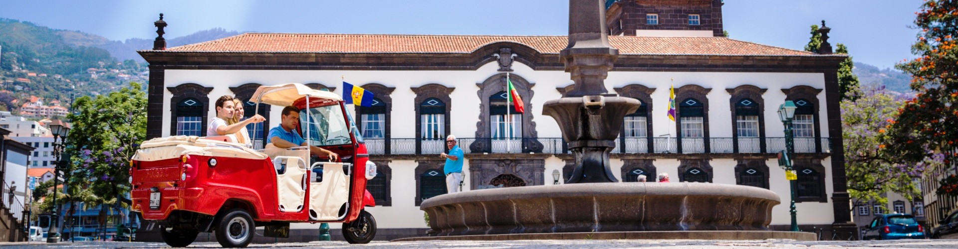 Museums ad Tours Tuk in Funchal, Madeira Island