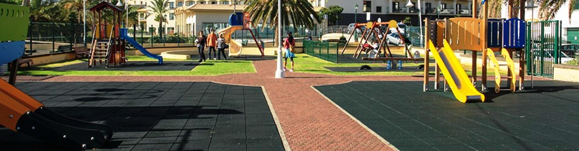 Parque Infantil de Santa Cruz Childrens Park, Madeira