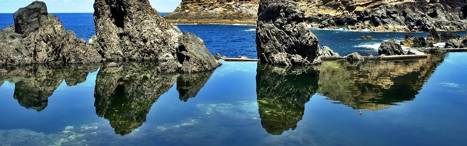 Porto Moniz Natural Pools in Madeira
