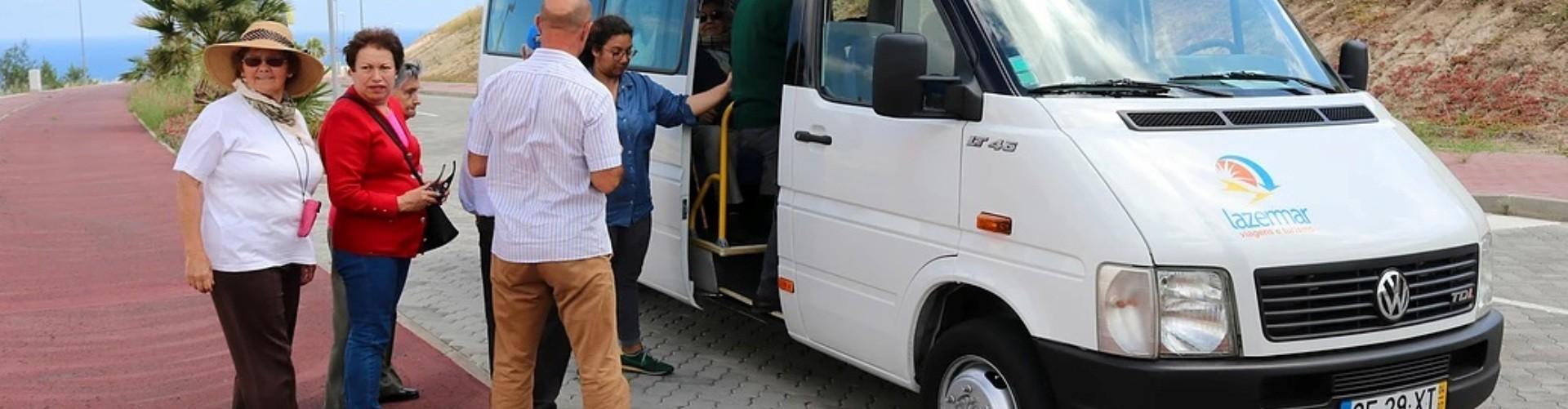 Porto Santo Transfers Shuttle Service