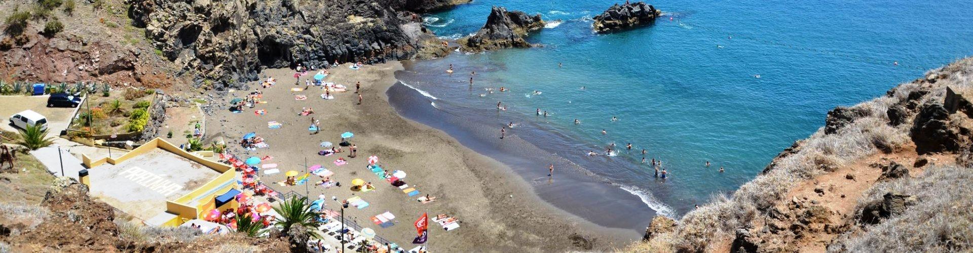 Prainha Beach, Caniçal, Madeira Island