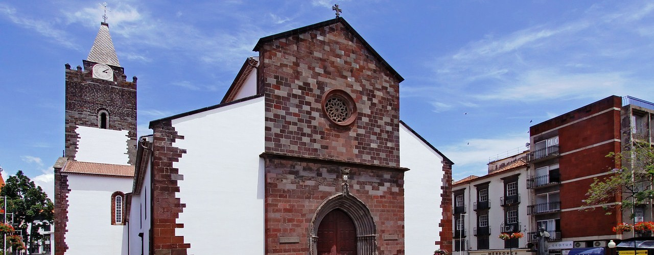 Sé cathedral in Funchal, Madeira island