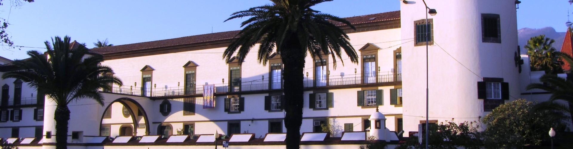 São Lourenço Palace in Funchal, Madeira Island