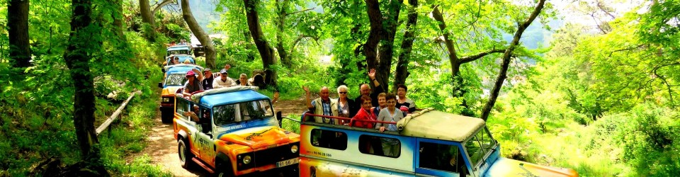 Jeep Tours in Madeira Island