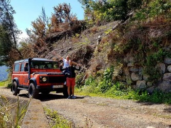 Amazing West Madeira Land Rover Defender Tours