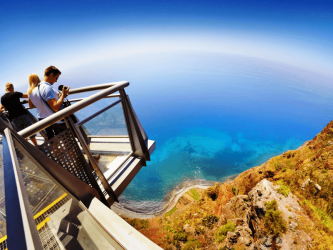 Cabo Girao Skywalk Viewpoint Madeira