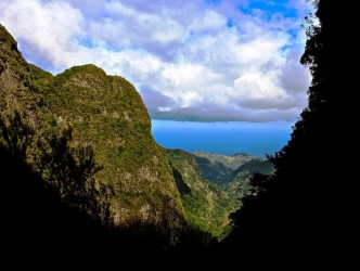 Caldeirão Verde Levada Walk, Madeira