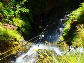 Canyoning Madeira Epic Level 1 Beginners