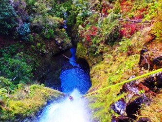 Canyoning Madeira Epic Level 2 Intermediate