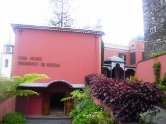 Casa Museu Frederico de Freitas House Museum, Funchal, Madeira