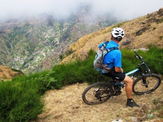 Chão dos Terreiros  Bike Tour in Madeira Island