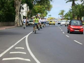 City Bike Tour Funchal to Câmara de Lobos