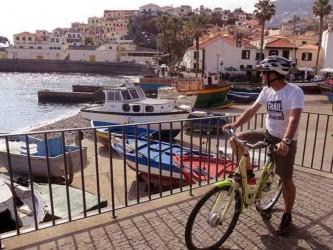 Tour de Bicicleta Funchal a Câmara de Lobos