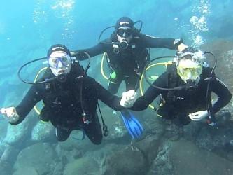 Cursos de Mergulho na Madeira