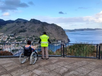 East Santana Typical Houses Accessible Tour 4 for Wheelchair Madeira