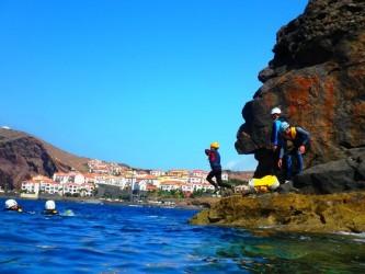 Epic Madeira Coasteering