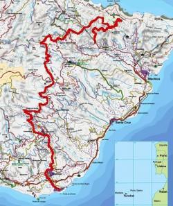 Portela Bike Tour in Madeira Island