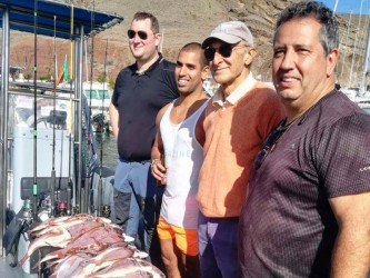 Fishing Tour in Porto Santo