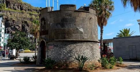 Fort of Saint Benedict in Ribeira Brava, Madeira