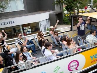 Hop-On Hop-Off 2 in 1 Sigthseeing Bus