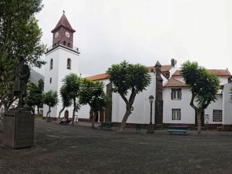 Nossa Senhora da Conceicao Church, Machico, Madeira Island