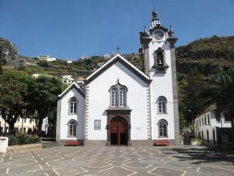 Saint Benedict Church, Ribeira Brava, Madeira